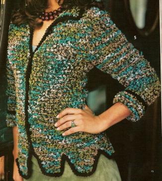 Bouclesweater